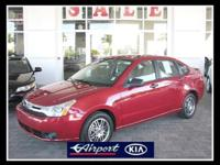 Options Included: N/AThis 2011 Ford Focus SE with only