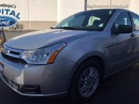 Win a deal on this 2011 Ford Focus SE before it's too
