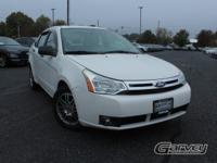 New arrival! 2011 Ford Focus SE! Only 66,907 miles!
