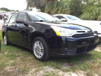 Check out this 2011 Ford Focus SE. Its transmission and