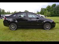 Stock #A8380. 2011 FORD FOCUS 'SES'!! Sporty Sedan with