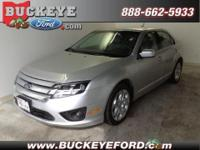 Wow! Check out this Gorgeous Ford Certified Fusion! It