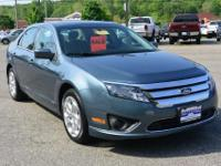 Come see this 2011 Ford Fusion SE. It has a