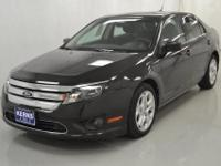 2011 FORD FUSION. SE PACKAGE. LOADED. WARRANTY. LOW