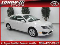 2011 Ford Fusion 4 Dr Sedan SE Our Location is: Longo