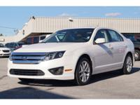 2011 Ford Fusion 4 Dr Sedan SEL Our Location is: Milton