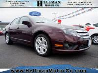 2011 Ford Fusion 4dr Car SE Our Location is: Hellman