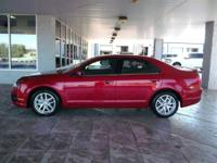 2011 Ford Fusion SE!!! Certified Pre-Owned Warranty,