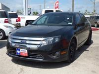 2011 FORD FUSION 4dr Car SE. Our Location is: Bowden