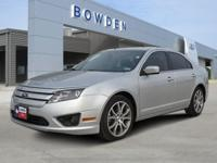 2011 FORD FUSION 4dr Car SE Our Location is: Bowden