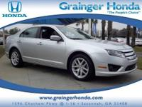 CARFAX 1-Owner, Excellent Condition. EPA 33 MPG Hwy/23