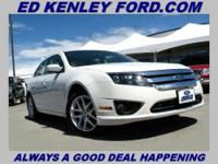 Talk about a super nice 2011 Ford Fusion Sel with