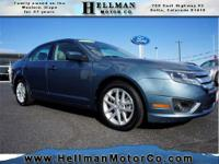 2011 Ford Fusion 4dr Car SEL Our Location is: Hellman