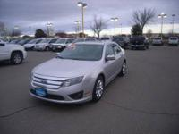 2011 Ford Fusion 4dr Front-wheel Drive Sedan SE SE Our