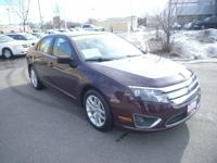 2011 Ford Fusion 4dr Front-wheel Drive Sedan SEL SEL
