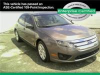 2011 Ford Fusion 4dr Sdn SE FWD Our Location is: