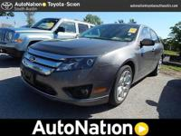 2011 Ford Fusion Our Location is: AutoNation Toyota