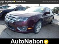 This outstanding example of a 2011 Ford Fusion SEL is