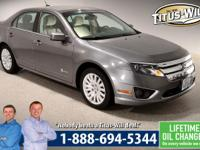 You win! This 2011 Ford Fusion Hybrid Hybrid has less