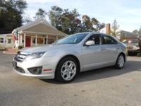 Check out this nice Fusion! Why over pay at the new car