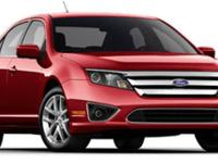 SE trim. EPA 29 MPG Hwy/22 MPG City! CD Player,