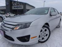 Options:  2011 Ford Fusion Se|6 Speakers|Am/Fm Radio: