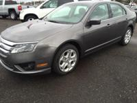 2011 Ford Fusion SE in Sterling Gray Metallic. Brake