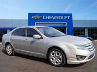 Options:  2011 Ford Fusion Se|Miles: 87984Color: