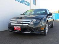 Options:  2011 Ford Fusion Se|Appearance Pkg|Power