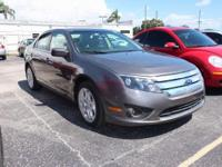 2011 Ford Fusion SE FWD 6-Speed Manual 2.5L I4  Recent