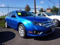 Exterior Color: blue, Body: Sedan, Engine: 3.0L V6 24V