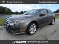 2011 Ford Fusion Sedan 4dr Sdn SE FWD Sedan Our