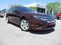 2011 Ford Fusion Sedan SE Our Location is: Chrysler On