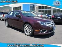 Familiarize yourself with the 2011 Ford Fusion! A great