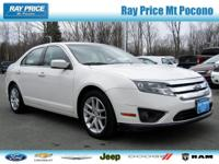 Fusion SEL, 4D Sedan, 2.5L I4, 6-Speed Automatic, FWD,