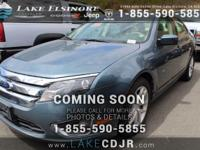 New Price! CARFAX One-Owner. 6-Speed Automatic Sterling