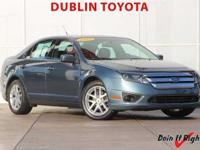 Dublin Toyota is pleased to offer this 2011 Ford