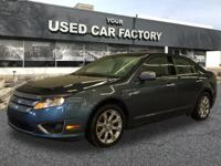 Options:  2011 Ford Fusion Sel|Sel 4Dr Sedan|New Price!