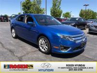 JUST ARRIVED! 2011 Ford Fusion SEL!**LOCAL, ONE OWNER