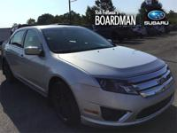 Recent Arrival! Ingot Silver Metallic 2011 Ford Fusion
