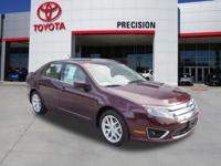 Fusion SEL, 4D Sedan, 3.0L V6 Flex Fuel, 6-Speed