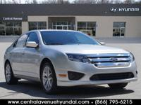 New Price! 2011 Ford Fusion SEL Sterling Gray Metallic