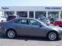 PREMIUM KEY FEATURES ON THIS 2011 Ford Fusion include,
