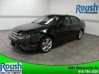 WELL KEPT ONE OWNER! This 2011 Ford Fusion Sport