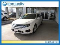 Ford Fusion 2011 Sport Clean CARFAX. Duratec 3.5L V6,