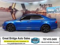 2011 Ford Fusion CARS HAVE A 150 POINT INSP, OIL