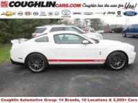 Hard to find the beautiful 2011 Ford Mustang GT500!