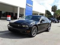 This 2011 Ford Mustang Coupe 2D Includes -Navigation