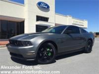 2011 Ford Mustang GT Coupe. +++ Carfax Certified