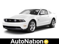 2011 Ford Mustang Our Location is: AutoNation Toyota